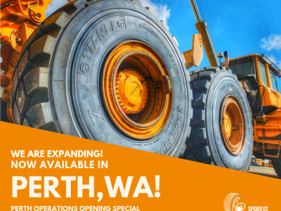We Are Expanding! Now Available from Perth,WA!
