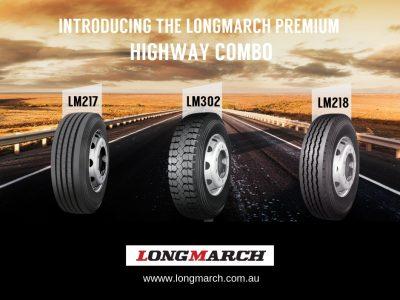 Longmarch Premium Highway Combo